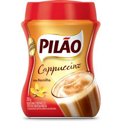 Cappuccino-Pilao-Vanilla-200g