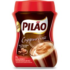 Cappuccino-Pilao-Chocolate-200g