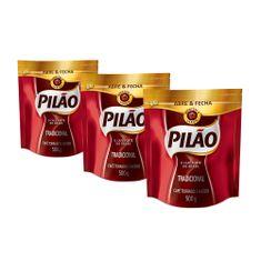 Kit-3-Un-Cafe-Pilao-Em-Po-Tradicional-Abre-Fecha-500G